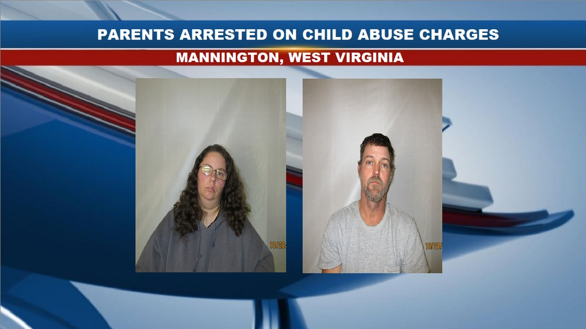 Bashtlee and Richard Efaw were arrested on charges of child abuse resulting in injury. (Picture...