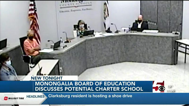Monongalia County Board of Education discusses potential charter school