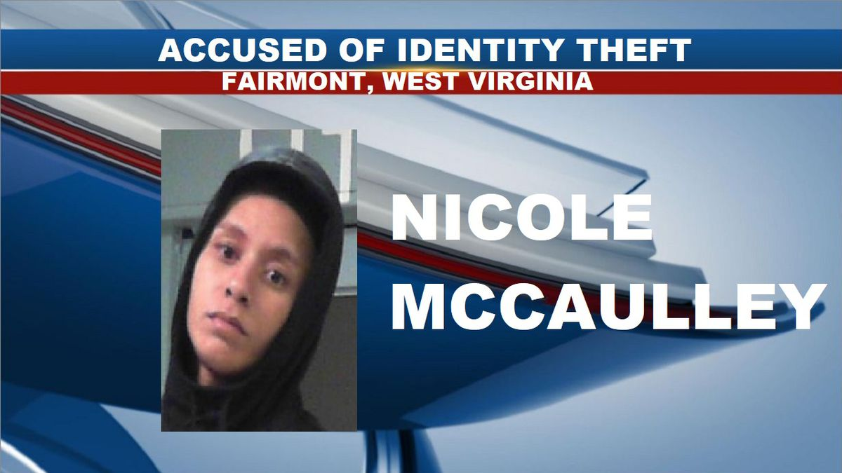 Nicole Mccaulley was arrested and charged with forgery, identity theft, uttering and forgery of public record, certificate. (Source: North Central Regional Jail)