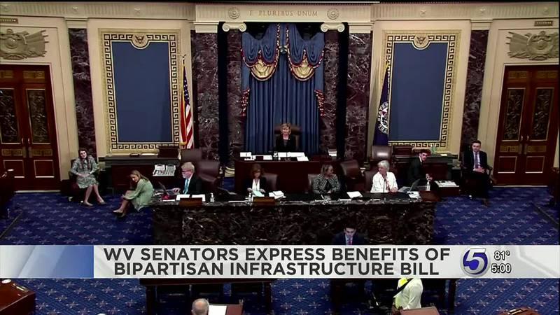 W.Va. Senators express benefits of bipartisan infrastructure bill