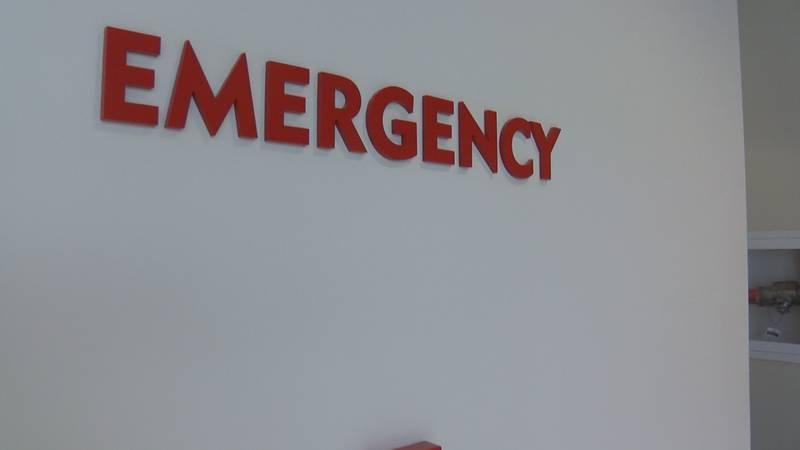 United Hospital Center Emergency department.