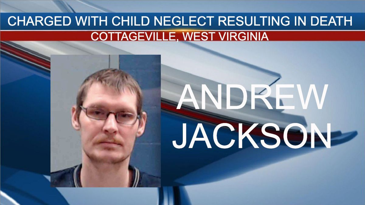 Andrew Scott Jackson, 36, of Cottageville, was charged with felony child neglect resulting in death after the shooting Friday night, news outlets reported.