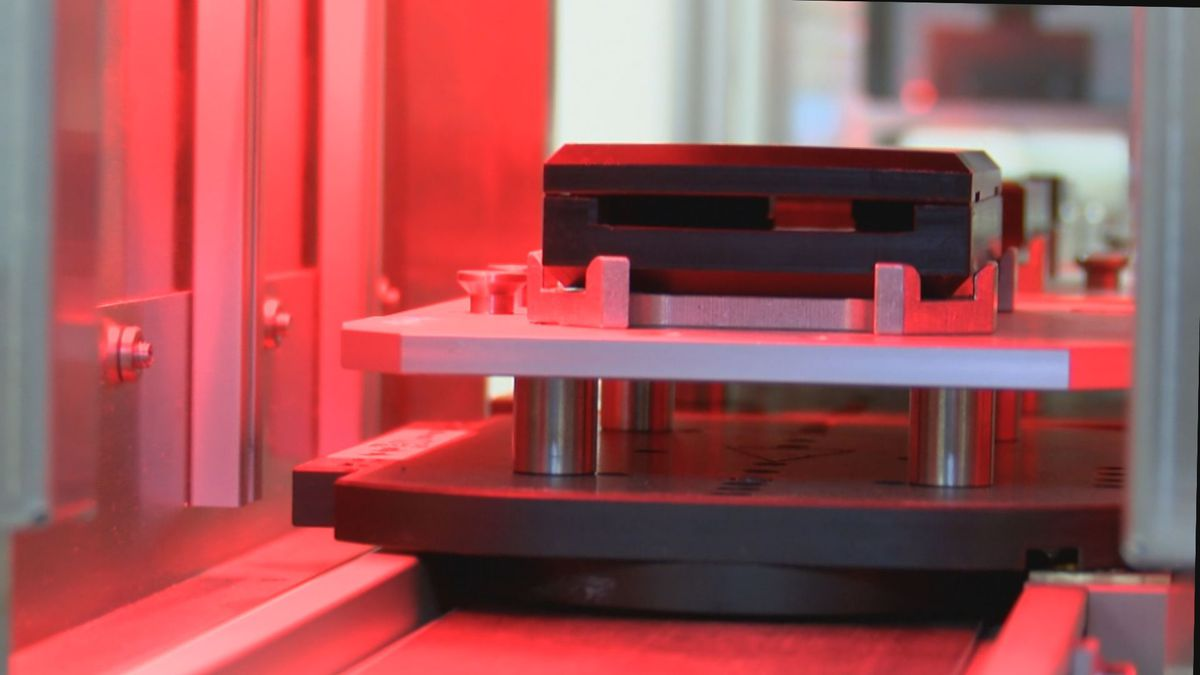 WVU offcials stress the importance of manufacturing with a hands-on experience to get more...