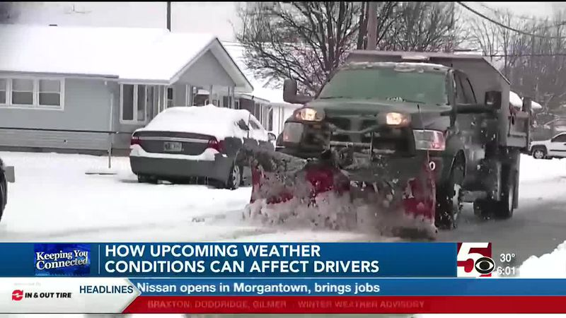AAA offers tips during winter and ice storm advisory