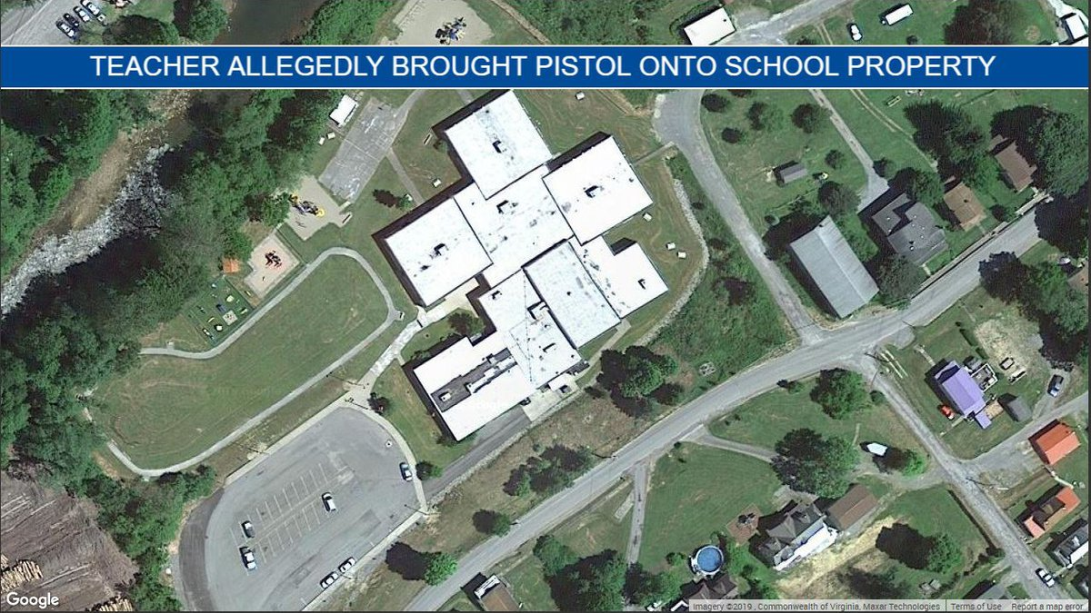 A teacher was arrested after she allegedly brought a pistol onto school property August 27....