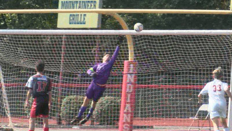 Bridgeport boys' soccer