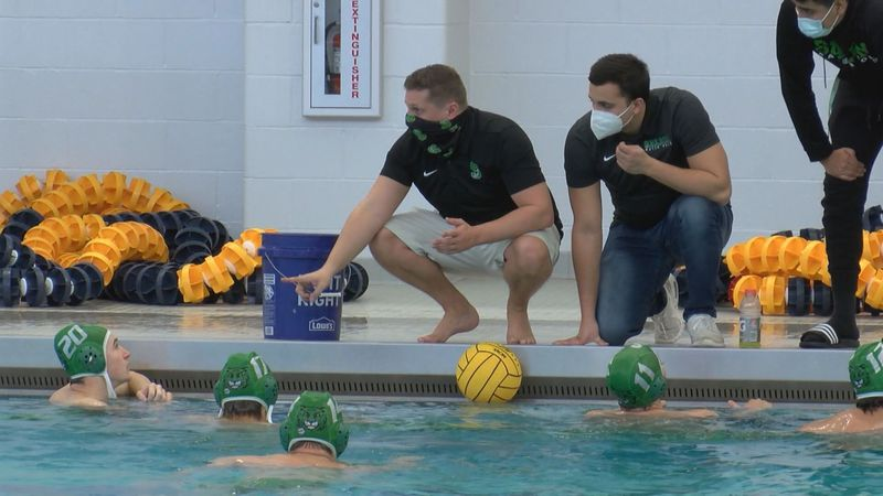 Salem men's water polo