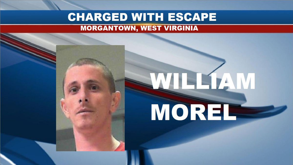William Morel was arrested and charged with escape. (Source: North Central Regional Jail)