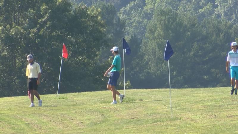 North Marion golf