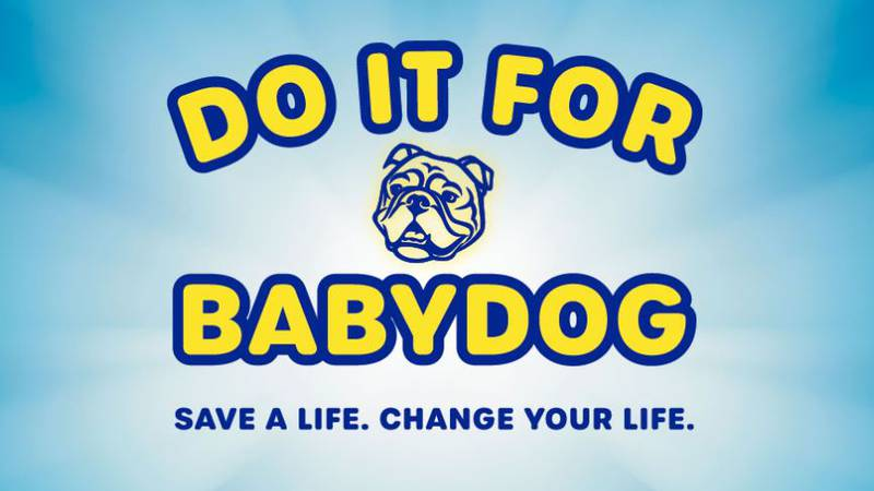 Do It For Babydog: Save a life, Change your life is Gov. Jim Justice's vaccination sweepstakes...