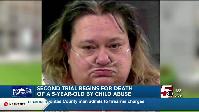 Trial begins for 2nd defendant in Harrison County child abuse death