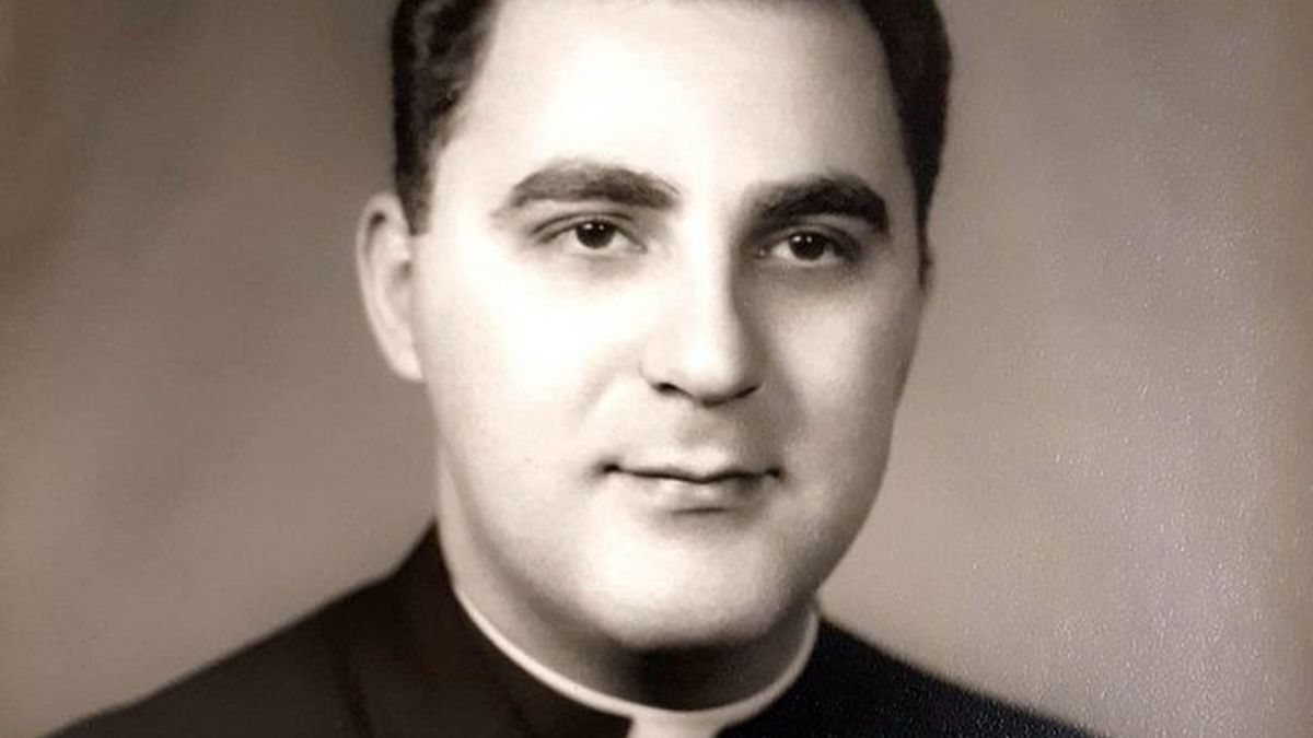 "Reverend Father Patsy Joseph ""Pat"" Wash"