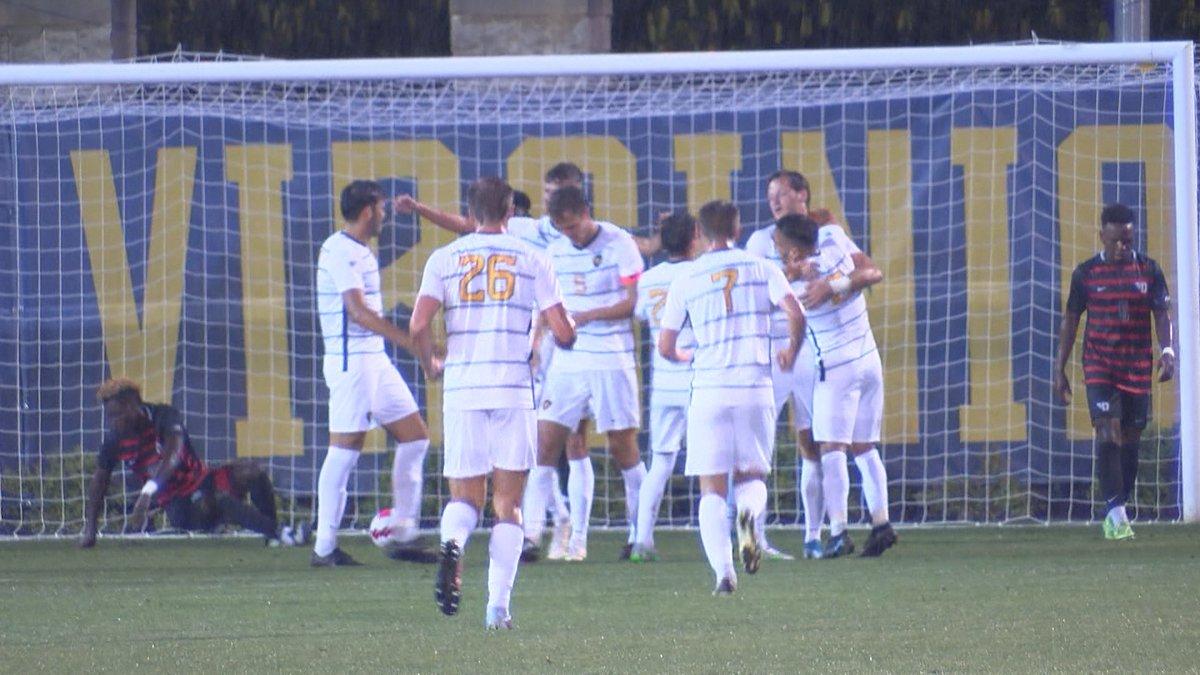 WVU Men's Soccer wins 3-0 over Dayton
