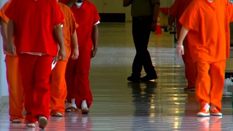 More inmates released to house arrest because of COVID-19, but some officers have concerns...