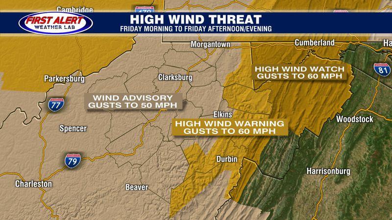 High Wind Threat 03/25/21