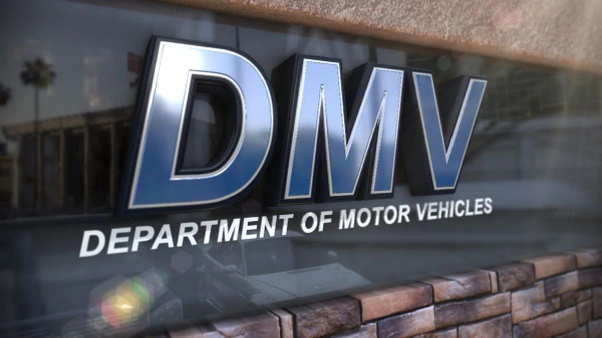 Department of Motor Vehicles